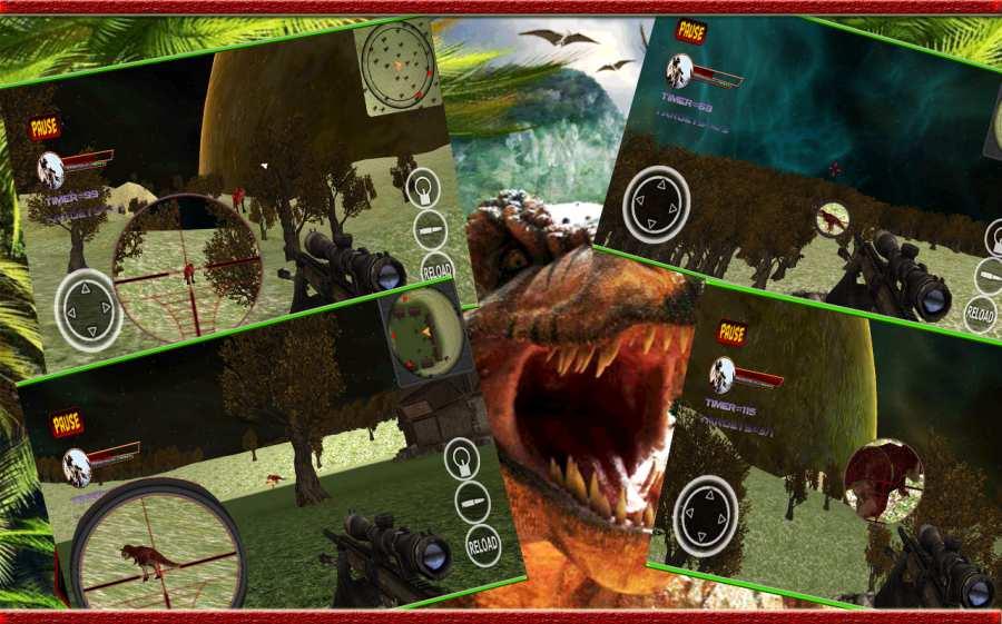 Safari浏览器 恐龙 猎人截图4