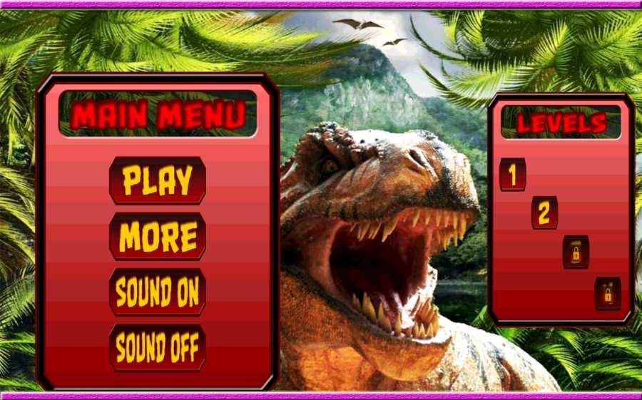 Safari浏览器 恐龙 猎人截图5