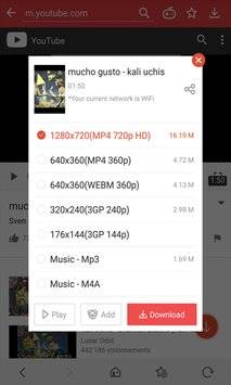 Vidmate -HD Video Downloader & Live TV截图1