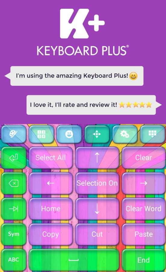 键盘加色的疯狂截图2