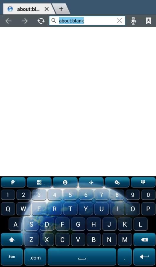 键盘加地球截图2