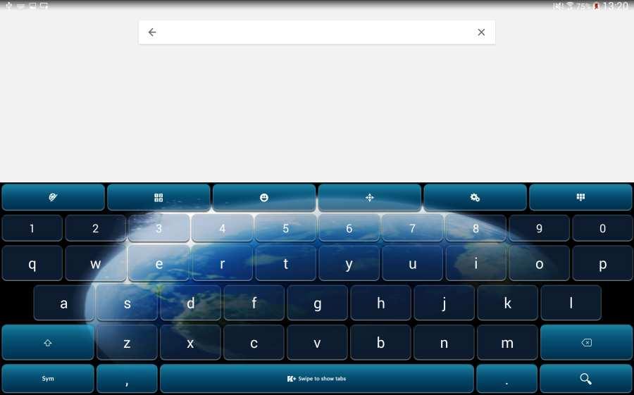 键盘加地球截图3