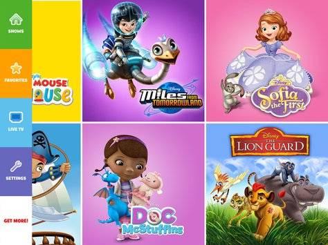 Disney Junior Asia截图4