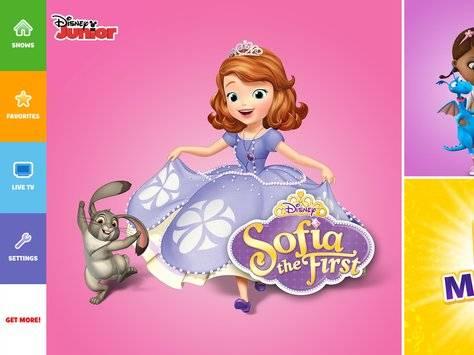Disney Junior Asia截图5