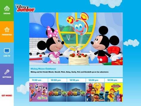 Disney Junior Asia截图7