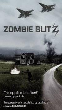 Zombie Blitz截图0
