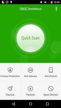 360 Antivirus截图0