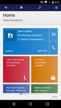Dynamics CRM for Phones截图0