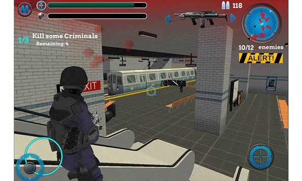 SWAT TEAM: Counter terrorist截图0