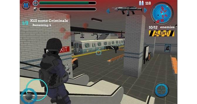 SWAT TEAM: Counter terrorist截图4