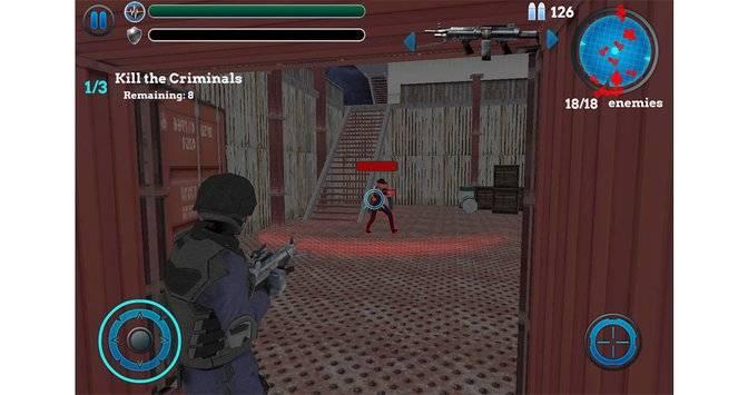 SWAT TEAM: Counter terrorist截图6