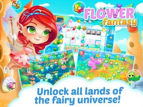 Flower Fantasy截图7