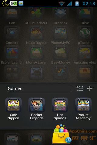 Iphone 5 Go Launcher