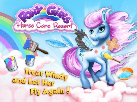 Pony Girls Horse Care Resort截图5