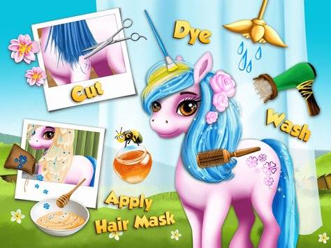 Pony Girls Horse Care Resort截图8
