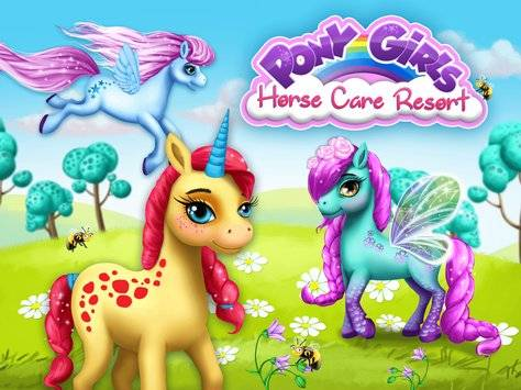 Pony Girls Horse Care Resort截图9