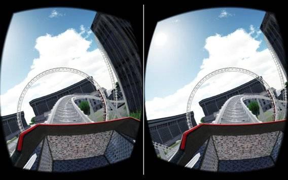 Roller Coaster VR 2016截图2