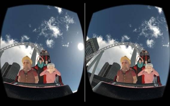 Roller Coaster VR 2016截图3