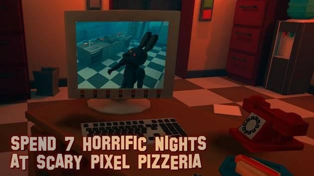 7 Nights at Pixel Pizzeria - 2截图0