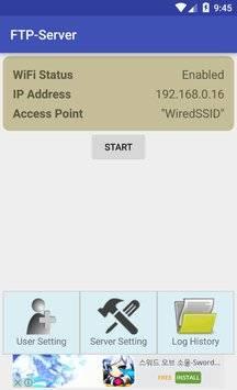 FTP Server截图2