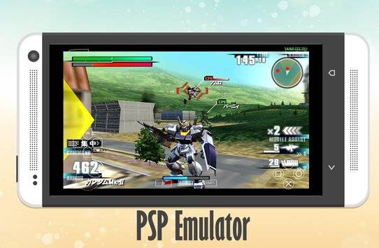 HD Emulator Pro 2016 For PSP截图0