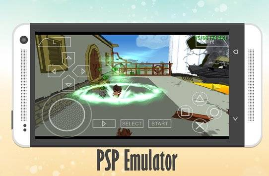 HD Emulator Pro 2016 For PSP截图2