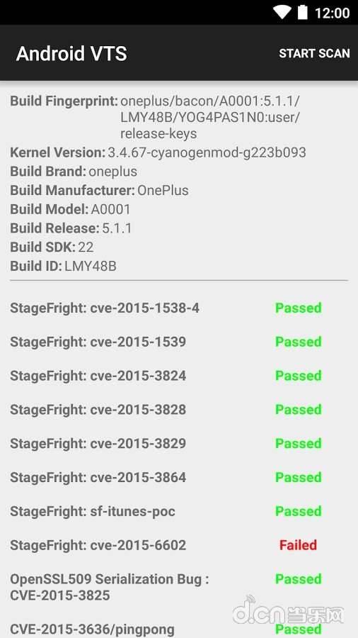 Android漏洞检测套件