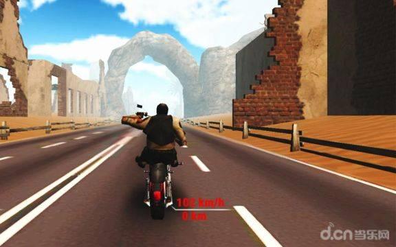 公路特技自行车骑士VR截图2