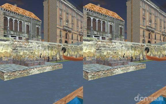 城市游船VR截图0