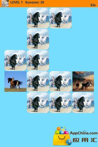 马记忆游戏截图0