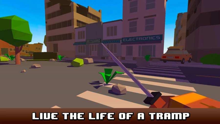 City Craft Survival Simulator截图0