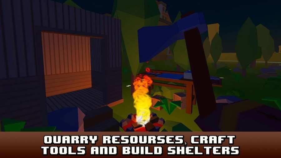 City Craft Survival Simulator截图1