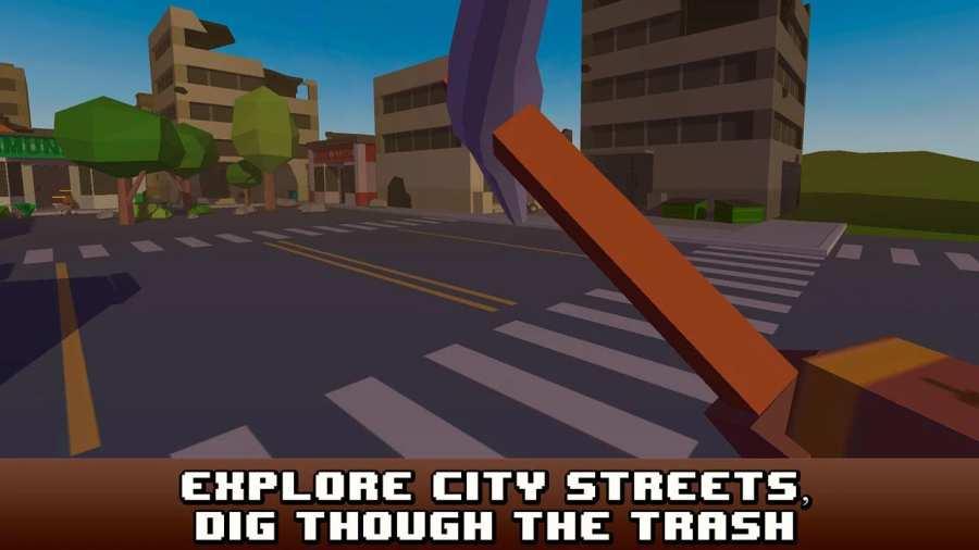 City Craft Survival Simulator截图2