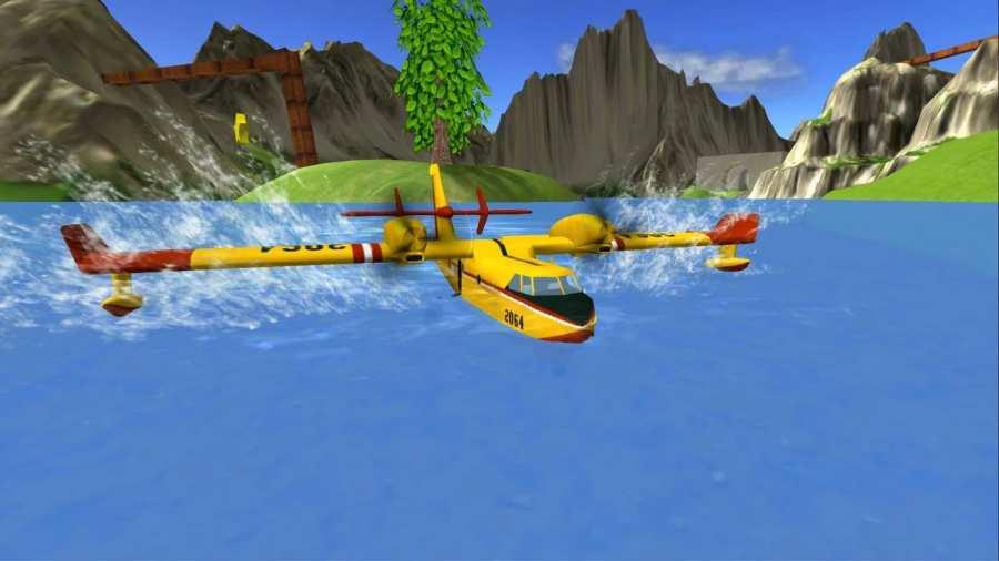 Airplane Flight Simulator RC截图5
