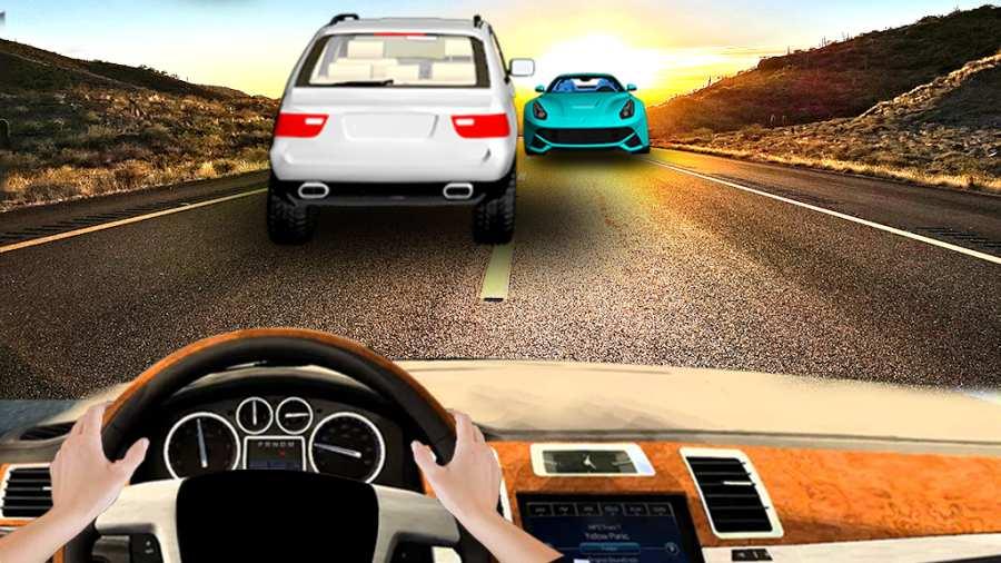 汽车驾驶模拟器3D截图2