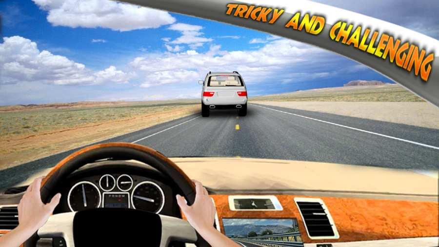 汽车驾驶模拟器3D截图3