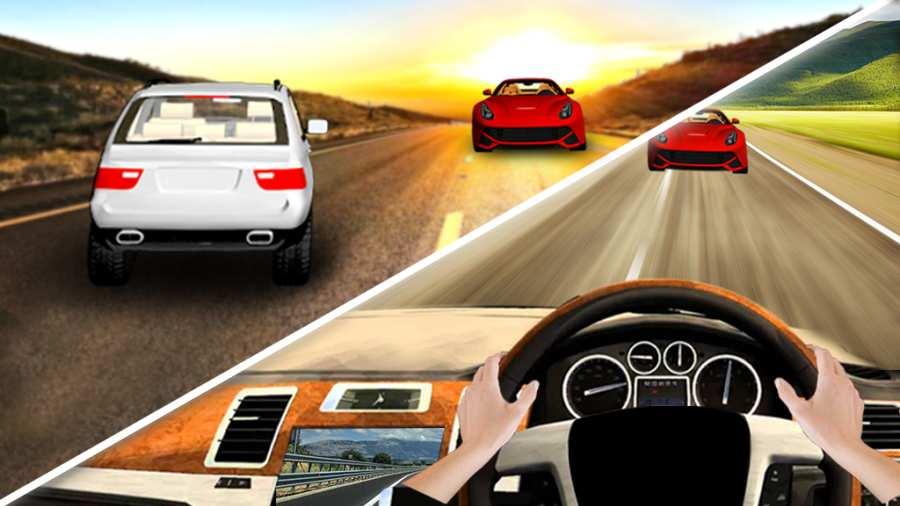 汽车驾驶模拟器3D截图4