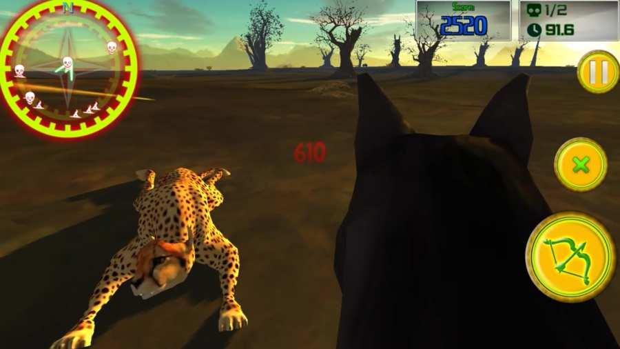 Safari的弓箭手:动物猎人截图0