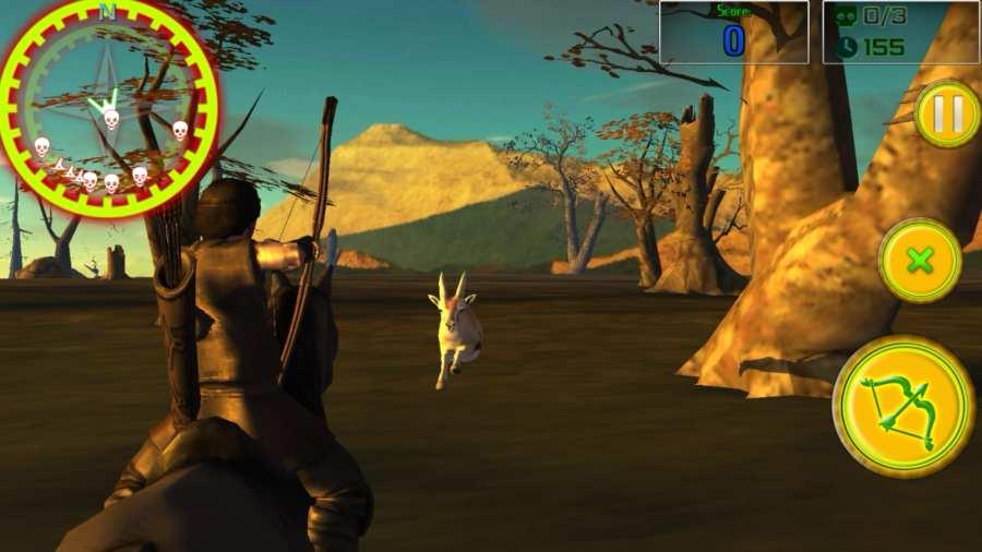 Safari的弓箭手:动物猎人截图5