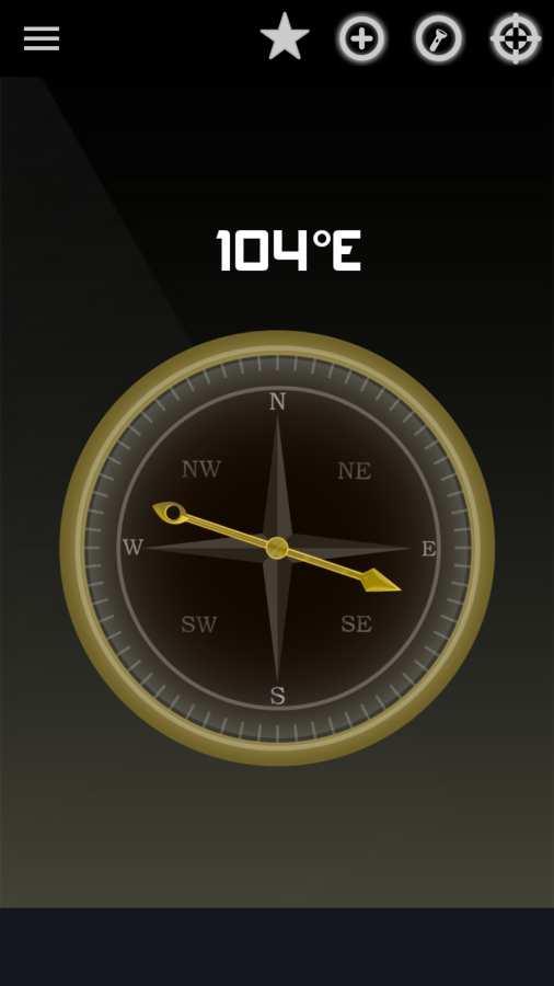完美的指南针