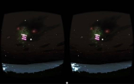 Anime Fireworks VR截图0