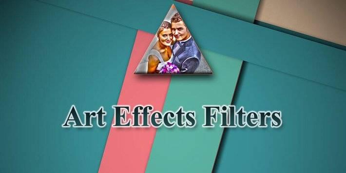 Art Photo Filter Effects截图0