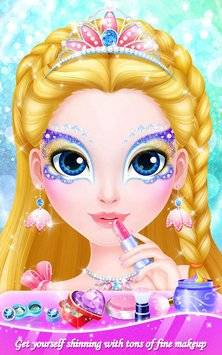 Makeup Salon: Princess Party截图6