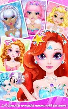 Makeup Salon: Princess Party截图9