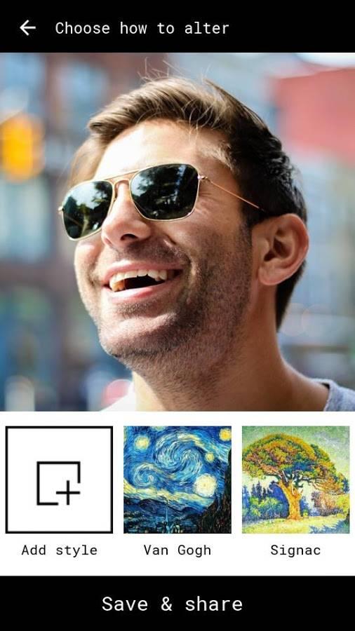 Alter - photos into artworks截图0