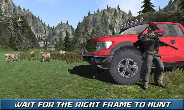 Ultimate Deer Hunting Sim 2016截图0