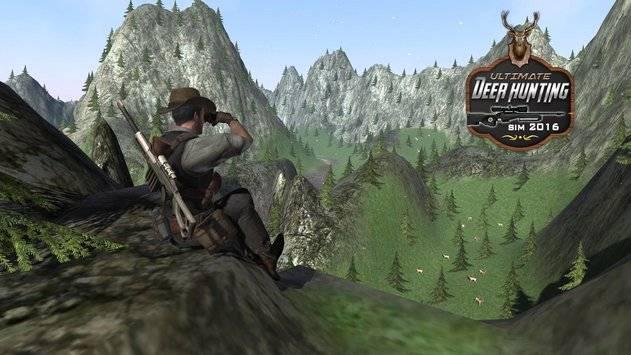 Ultimate Deer Hunting Sim 2016截图10