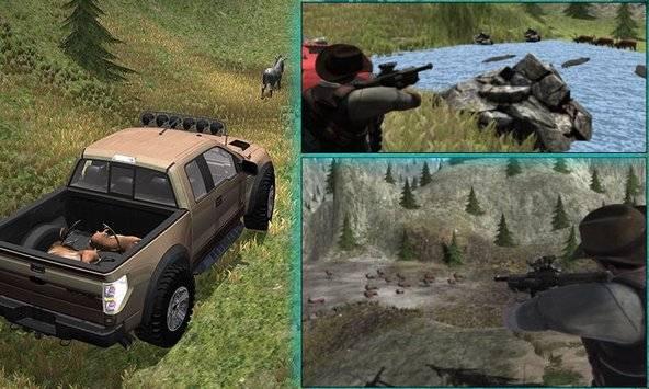 Ultimate Deer Hunting Sim 2016截图5