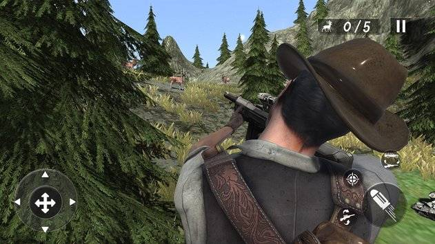 Ultimate Deer Hunting Sim 2016截图7