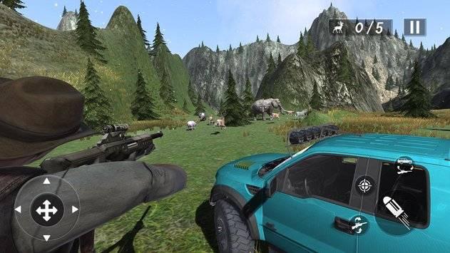Ultimate Deer Hunting Sim 2016截图9